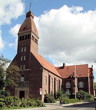 Solbjerg Church - Image: Solbjerg Kirke Copenhagen