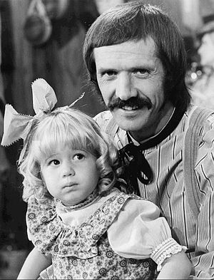 Chaz Bono - Chaz Bono (then known as Chastity) with Sonny Bono in 1974