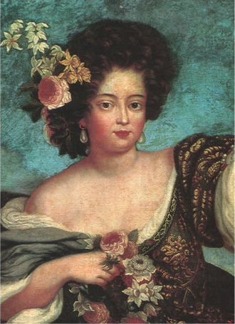 Sophia Dorothea of Celle - Sophia Dorothea in 1686.