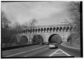 Dumbarton Bridge (Washington, D.C.) United States historic place