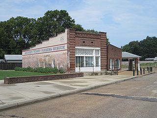 Tyronza, Arkansas City in Arkansas, United States