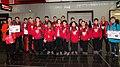 Special Olympics World Winter Games 2017 arrivals Vienna - Macau 03.jpg
