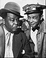 Spencer Williams Alvin Childress Amos n Andy 1952.JPG