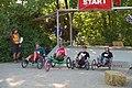 Spezialradmesse 2007 Start Trikerennen.jpg