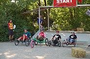 Spezialradmesse 2007 Start Trikerennen