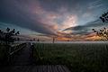 Spleja jeziora Moszne o świcie.jpg