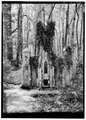 Spring House - Milford Plantation, Spring House, Wedgefield-Rimini Road, Pinewood, Sumter County, SC HABS SC,43-PINWO.V,1D-1.tif