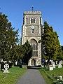St.Mary's Church, Beddington - geograph.org.uk - 1186296.jpg