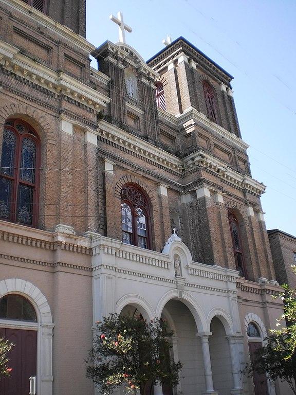 st alphonsus church new orleans irish channel