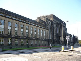 St Andrews House Edinburgh, headquarters of the Scottish Government