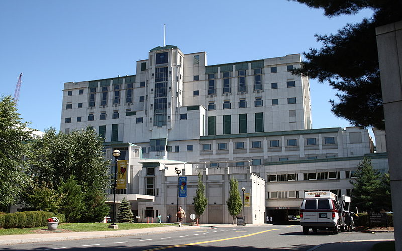 St. Francis Hospital, 114 Woodland Street in Hartford, Connecticut