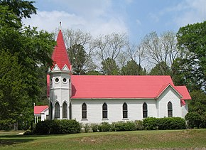 St. Mary's Episcopal Church (Lexington, Mississippi) 01.jpg