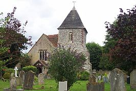 St. Mary's Church, Yapton