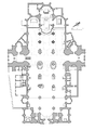 St. Stephen's Cathedral, Vienna - Plan.png