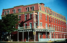 Located In Cañon City S National Historic District The St Cloud Hotel Has Stood At Corner Of 7th And Main Since 1888 It Is Curly Unoccupied