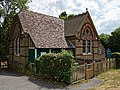 St Alban the Martyr parish rooms at Coopersale, Essex, England 01.jpg