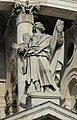 St Andrew on the Southern Facade of St Paul's Cathedral.jpg