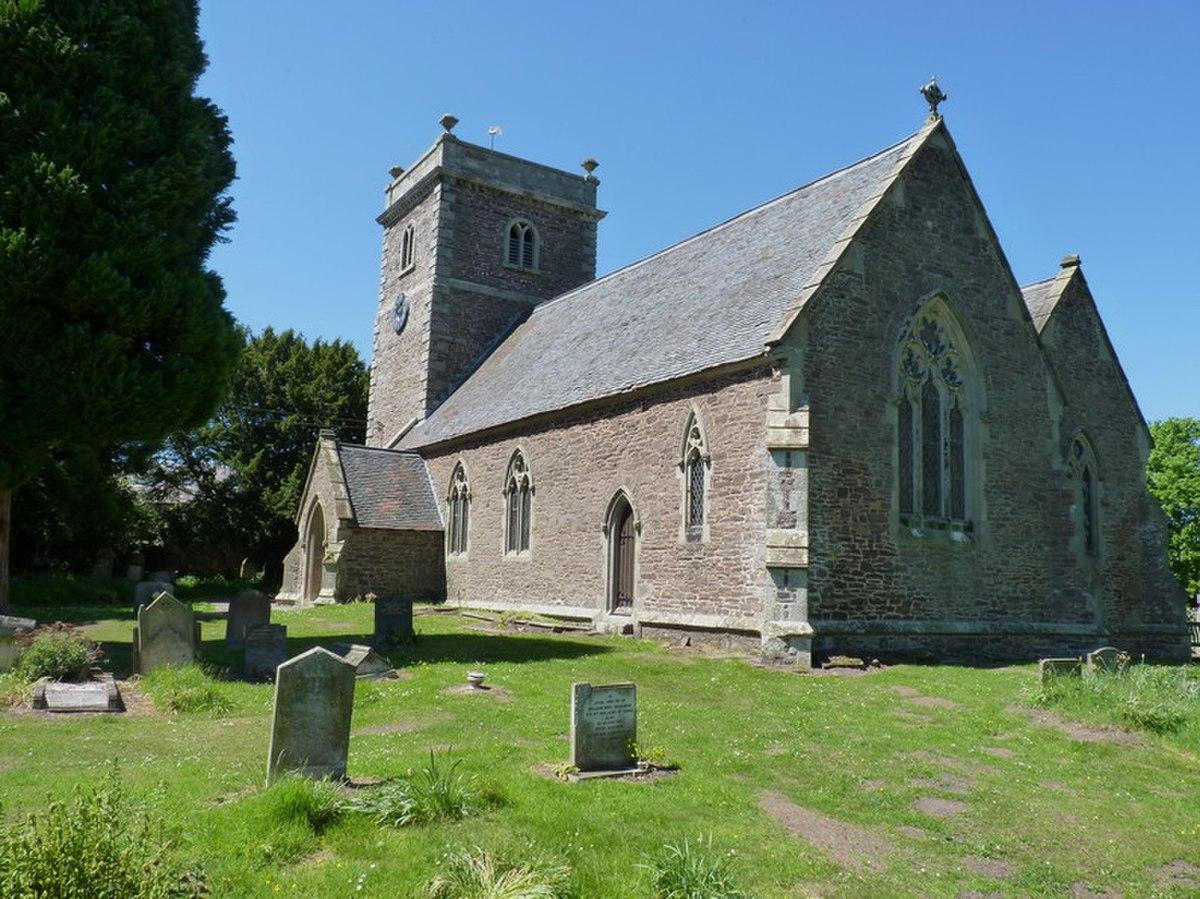 St Edith's Church, Church Pulverbatch - geograph.org.uk - 1880076.jpg