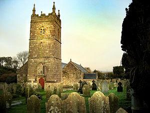 St Endellion Church-by-Ben-Nicholson