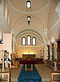 St John the Divine, Mawney Road, Romford - Chancel - geograph.org.uk - 1763415.jpg