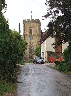 St John the Evangelist, Whitchurch - geograph.org.uk - 433418.jpg