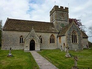 Butleigh - St Leonard's Church, Butleigh, Somerset