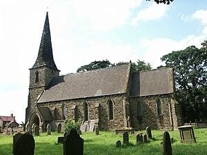 Amcotts - Image: St Mark, Amcotts geograph.org.uk 423061