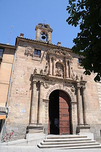 St Martin Church in Salamanca 03.JPG