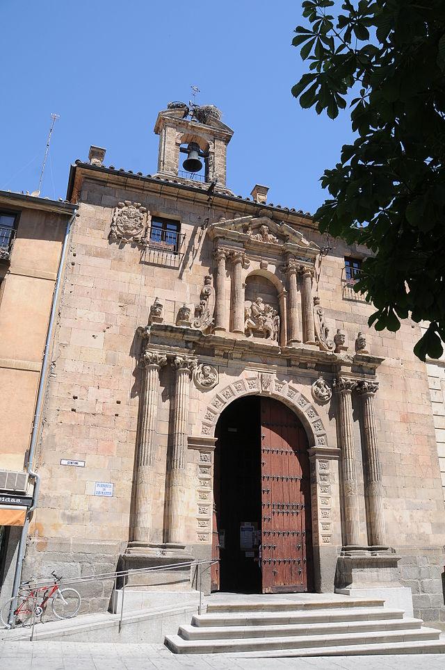 Iglesia de San Martín de Tours (Salamanca)