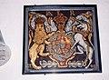 St Mary, Carisbrooke - Royal Arms - geograph.org.uk - 1171909.jpg