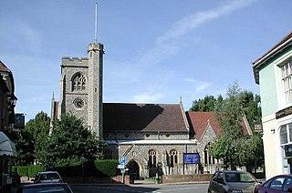 Welwyn English town