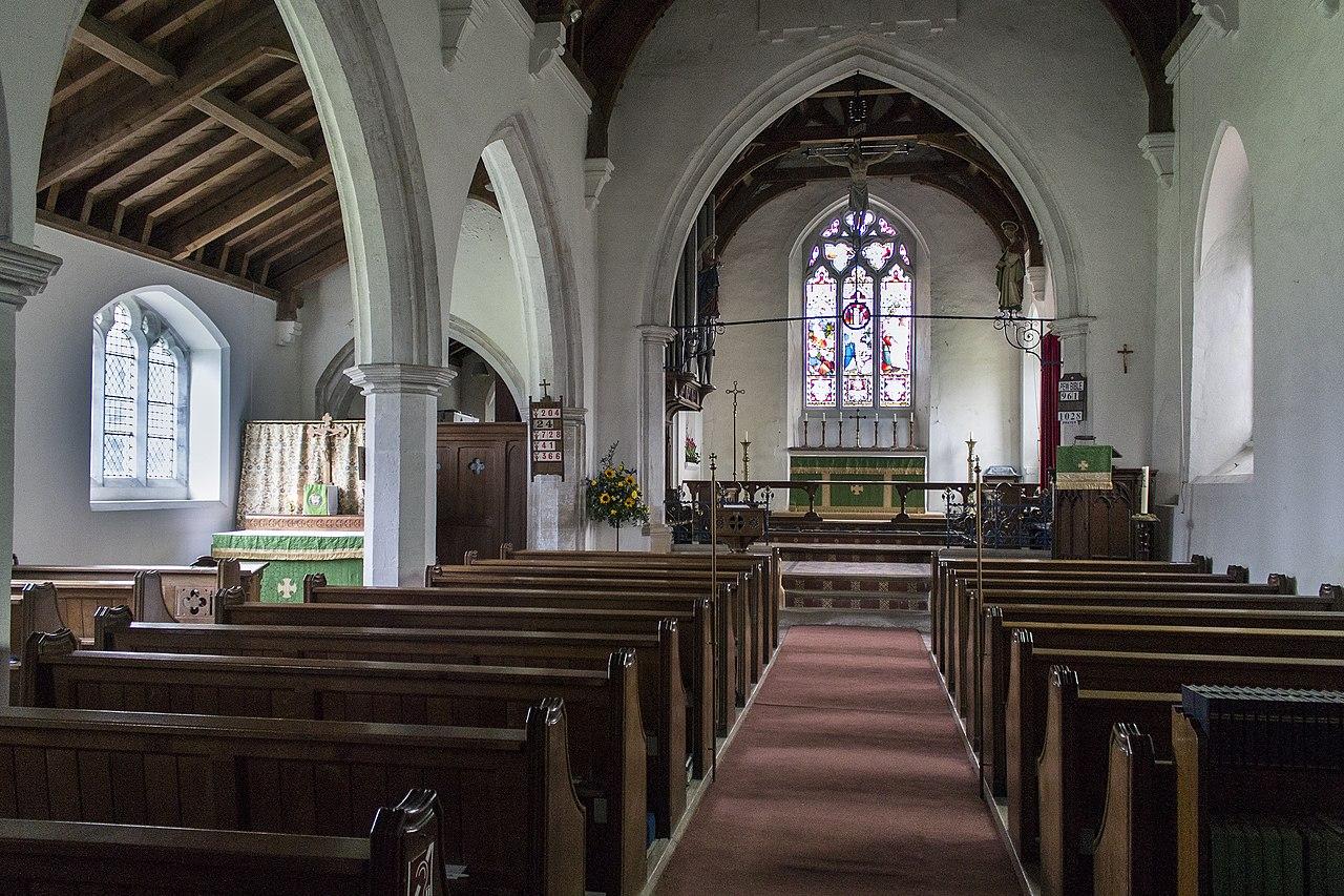 File:St Marys church, Burnham Deepdale, Norfolk, England ...