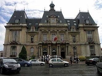 Saint-Maur-des-Fossés - Town hall