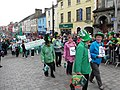 St Patrick's Day, Omagh 2010 (29) - geograph.org.uk - 1757694.jpg