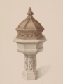 St Paul Shadwell , the font.png