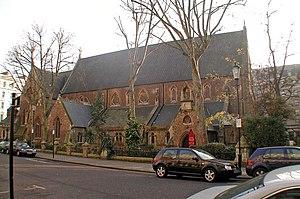 St Stephen's, Gloucester Road - St Stephen's, Gloucester Road