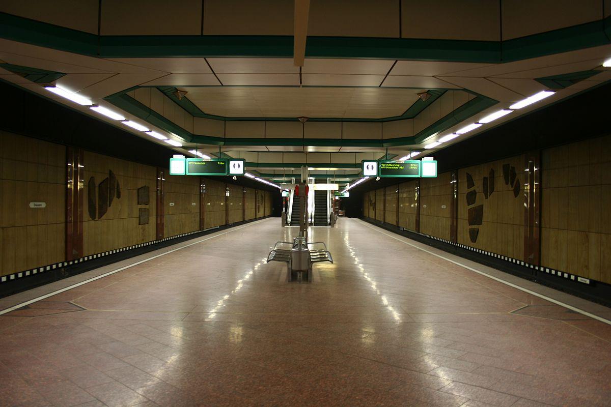 U Bahnhof Duissern Wikipedia