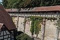 Stadtmauer südlich des Kummerecks Rothenburg ob der Tauber 20190922 001.jpg