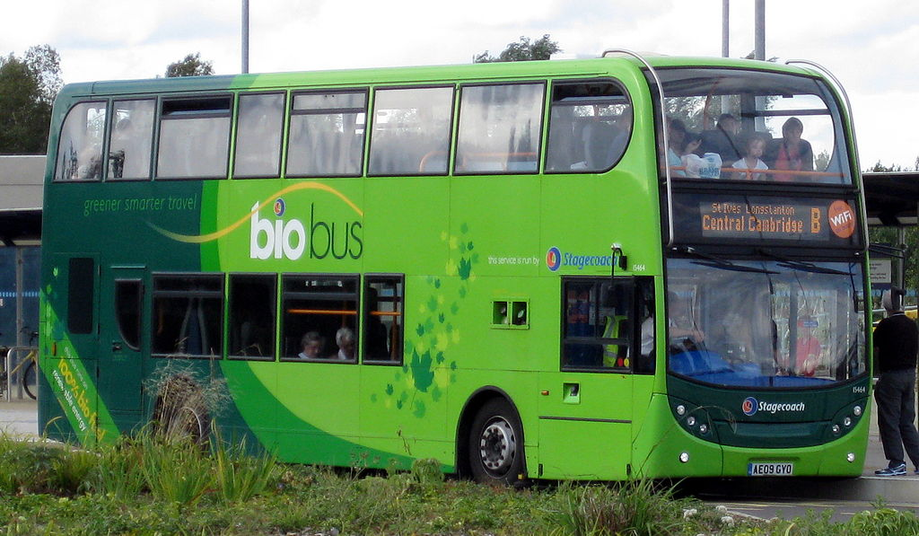 File Stagecoach In Huntingdonshire Bus 15464 Ae09 Gyo