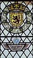 Stained Glass Window, Great Hall, Stirling Castle. (7302889020).jpg