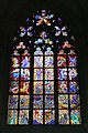 Stained glass window St Vituss Cathedral 8 (2547667483).jpg