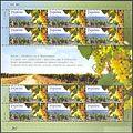 Stamp 2011 Vynorobstvo v Ukraini Aligote.jpg