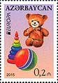 Stamps of Azerbaijan, 2015-1196.jpg
