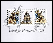 Stamps of Germany (DDR) 1988, MiNr Block 095.jpg