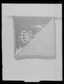 Standar med Karl XIIs monogram - Livrustkammaren - 79215.tif