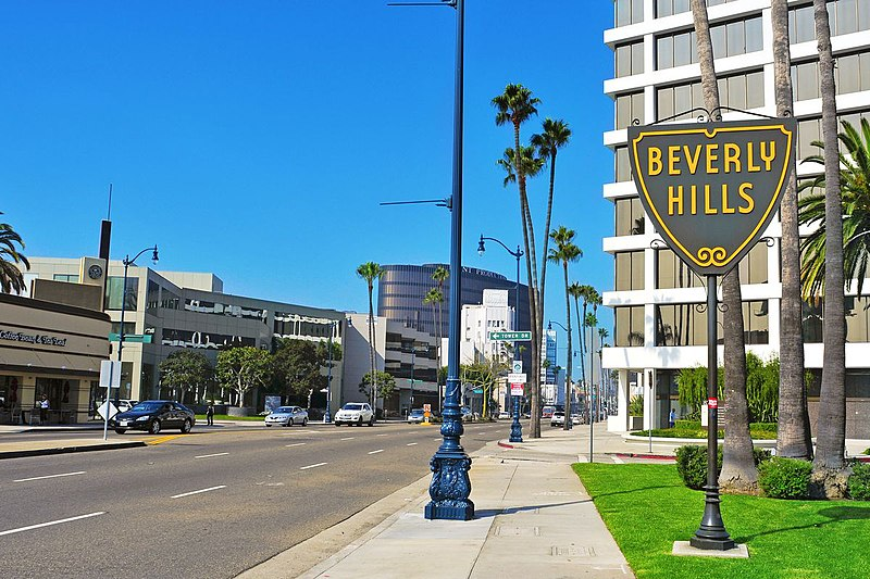 The Best Limousine and Car Service in Beverly Hills