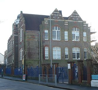 Prestonville, Brighton - Stanford Road School is a former board school.