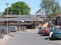 Station Ede-Wageningen zuidkant onderdoorgang.jpg