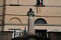 Statue of Giosue Carducci (La Statua di Giosuè Carducci) - Castagneto Carducci, Livorno province.jpg