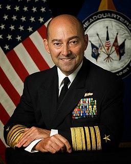 James G. Stavridis US Navy admiral